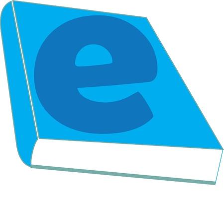 e business: elecronic e-book  Stock Photo