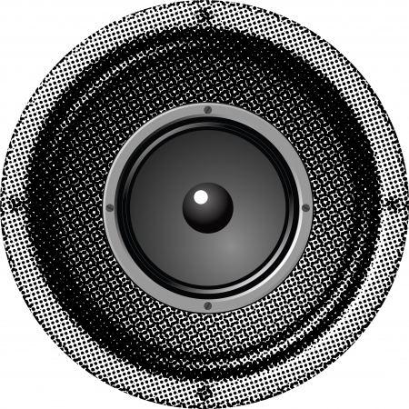 haut-parleur de son