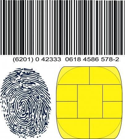 identity methods Stock Vector - 13700291