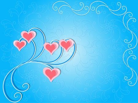 beautifu: vector illustration Valentine