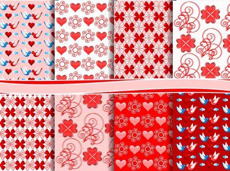 modernity: vector illustration Valentine