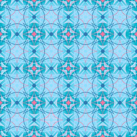 seamless abstract vector illustration Vector