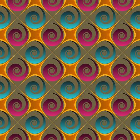 formas abstractas: ilustraci�n de formas abstractas