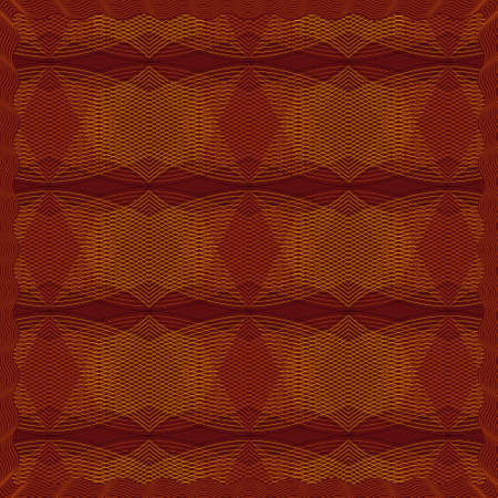 abstract vector background pattern with guilloche elements