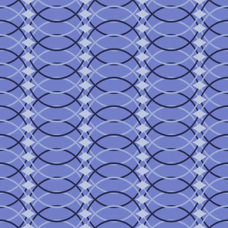 arcs: Abstract vector illustration background of arcs and rhombuses
