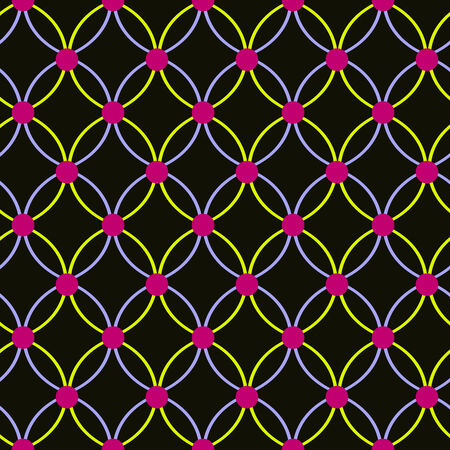 arcs: Abstract vector background pattern of arcs