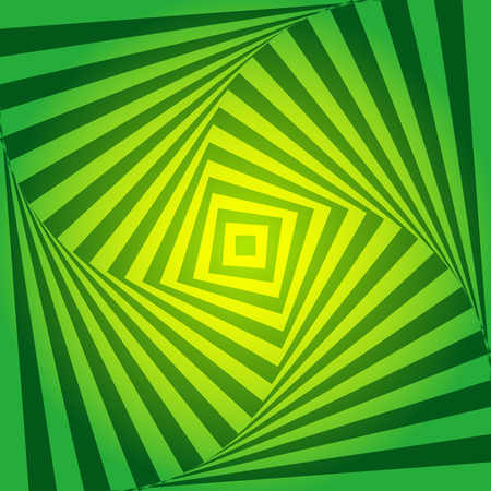 optical: Abstract vector illustration optical illusion
