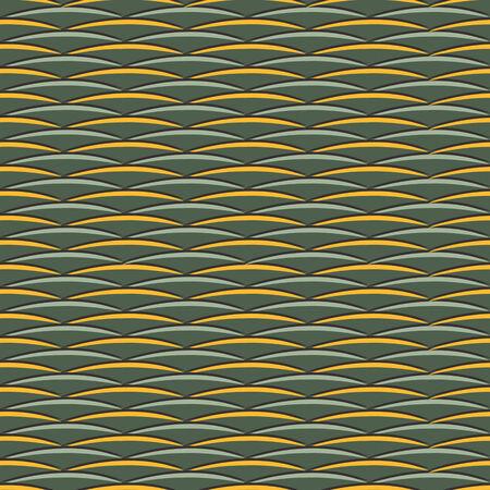 arcs: Seamless abstract vector illustration of arcs