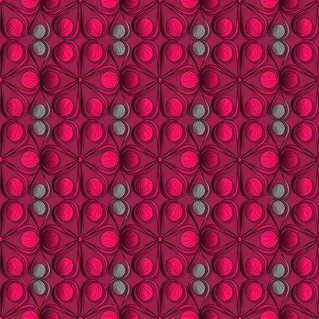 figuras abstractas: ilustración vectorial de fondo de figuras abstractas calados Vectores