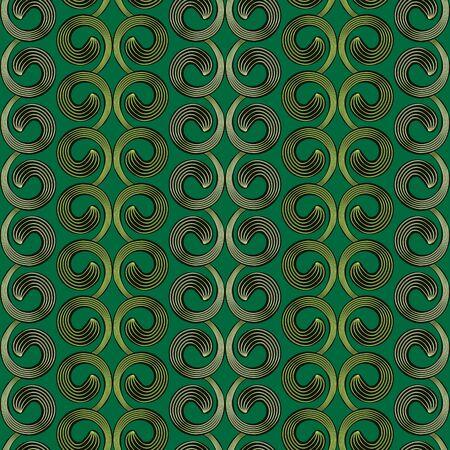 curls: Seamless abstract vector illustration of curls Illustration
