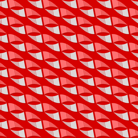 Seamless vector background illustration. Abstract pattern of oblique stripes. Design elements for scrapbook. Can be used for wallpaper, fills images, background, surface Ilustração