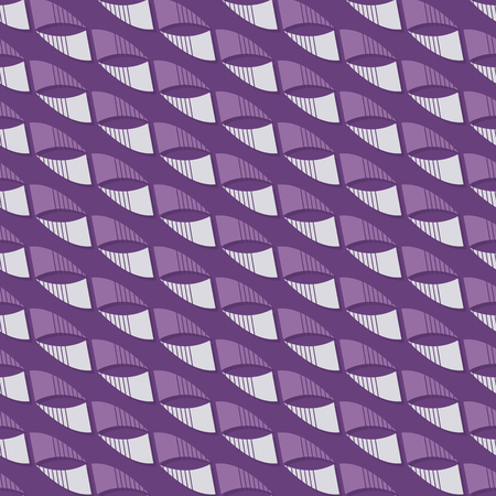 Seamless vector background illustration. Abstract pattern of oblique stripes. Design elements for scrapbook. Can be used for wallpaper, fills images, background, surface  イラスト・ベクター素材