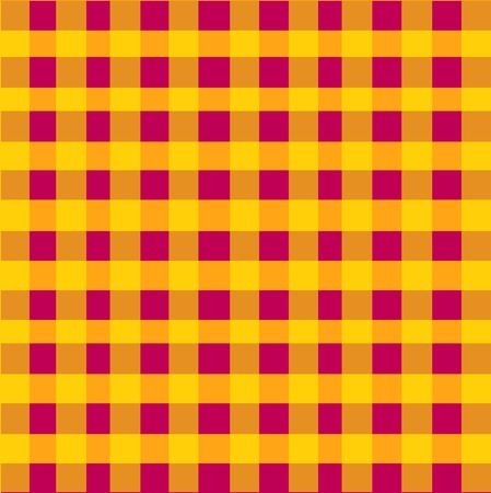 spirited: Spirited Plaid Pattern Illustration