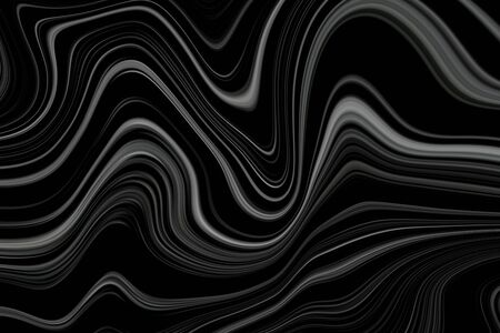 Black marble. Background with the divorces and strips of gray and white. Фото со стока
