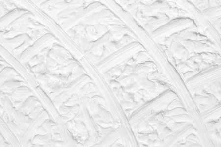 White background. Texture of paint and plaster on the wall with patterns and stripes. Imagens