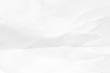 Texture of old crumpled origami paper, white background in modern style. 3D shapes of curved lines for patterns and wallpapers. Reklamní fotografie