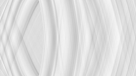 White background with texture of lines, gray gradient in modern design. Screensaver template, light color of straight stripes. Standard-Bild - 137430476