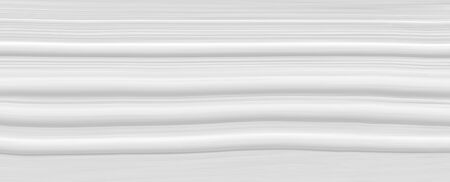 White background with texture of lines, gray gradient in modern design. Screensaver template, light color of straight stripes. Standard-Bild - 137430115