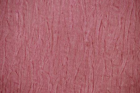 wrinkled paper: abstracte achtergrond donker rode gekreukt papier closeup