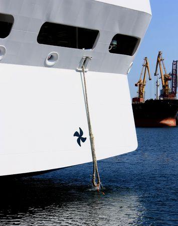 cast off: Sailing off