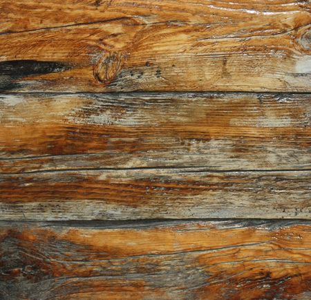 lacquered: old lacquered wood Stock Photo