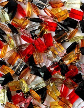 close up image of luxury feminine accessory photo