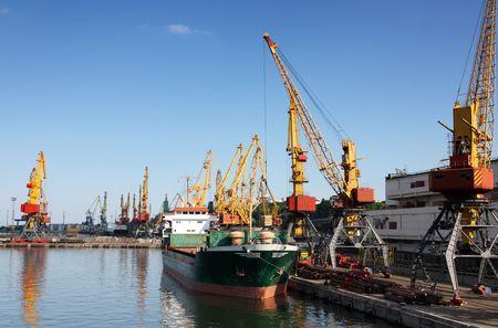 chantier naval: chantier naval  Banque d'images