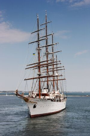 sailing ship Stock Photo - 7422194