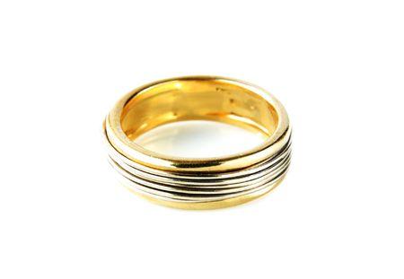 golden ring Stock Photo - 7490567