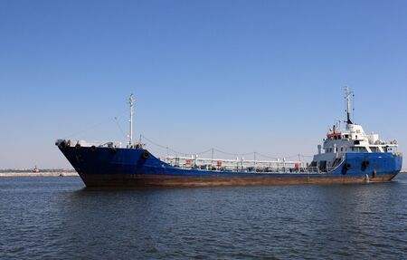 industrial ship photo