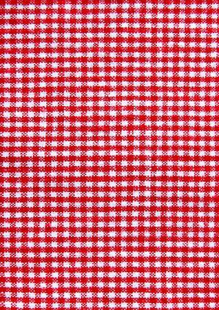tela blanca: tejido de mantel Foto de archivo