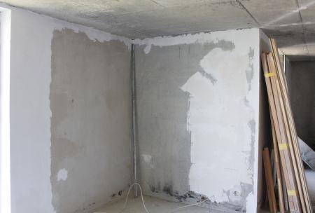 refit: interior construction
