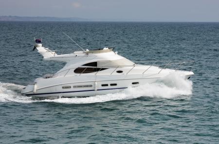 yachten: Luxus-Yacht