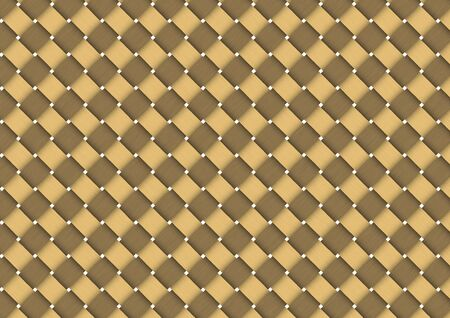 Texture background of weave in light and dark brown colors Stock Photo - 21463560
