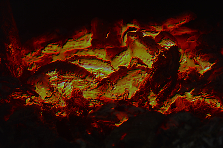 Coals of the fire