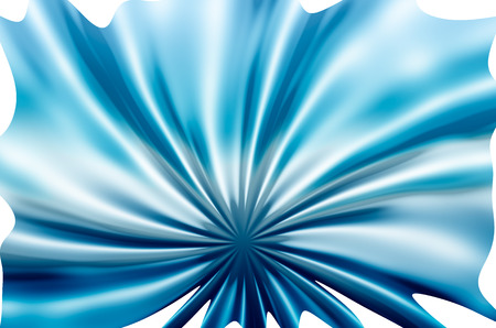 high beams: Abstract blue background Stock Photo