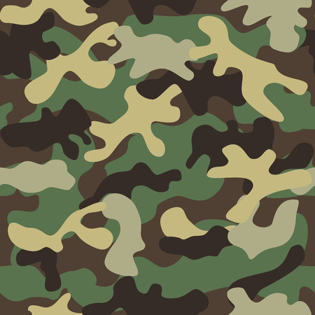 backgrund: Camouflage seamless pattern. Camouflage backgrund pattern icon vector illustration design