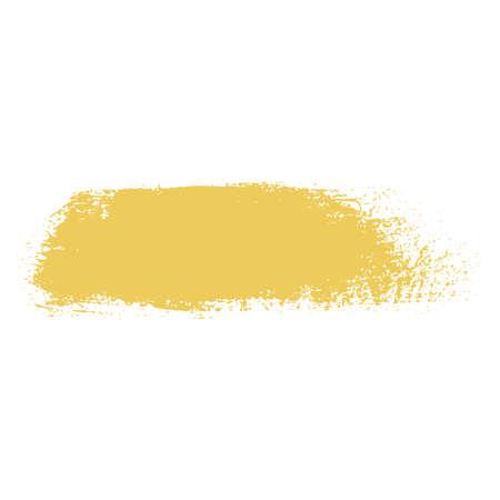 Brush stroke, ink, line. Paint background. Vector illustration
