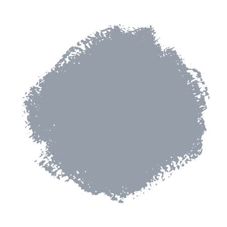 Brush stroke, ink, line. Paint background circle. Vector illustration 向量圖像