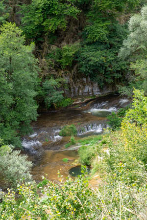 waterfall of Charmines
