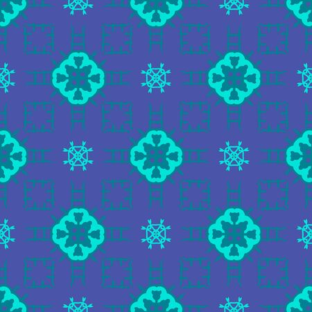 Seamless Geometric Pattern. Abstract texture designs can be used for backgrounds, motifs, textile, wallpapers, fabrics, gift wrapping, templates. Design Paper For Scrapbook. Vector. Vector Illustratie