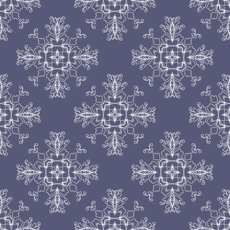 Decorative seamless pattern with beautiful flowers texture designs can be used for backgrounds, motifs, home textile, wallpapers, fabrics, gift wrapping, templates. Design Paper For Scrapbook. Vector. Stock fotó - 158038884
