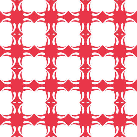 Decorative Seamless Pattern for Home Textile. Abstract Texture Designs can be used for Backgrounds, Motifs, Textile, Wallpapers, Fabrics, Templates. Design Paper For Scrapbook. Vector. Illusztráció