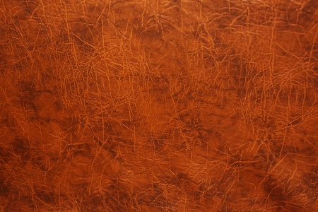 Texture of imitation leather, closeup