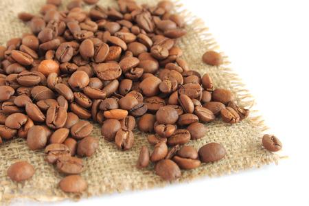 spaciousness: coffee beans