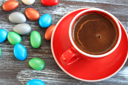 turkish coffee: Turkish Coffee and Candies
