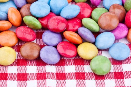 dragees: sugar coated chocolate,dragees