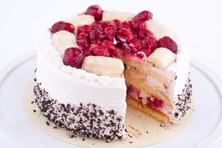 fruit cake 版權商用圖片