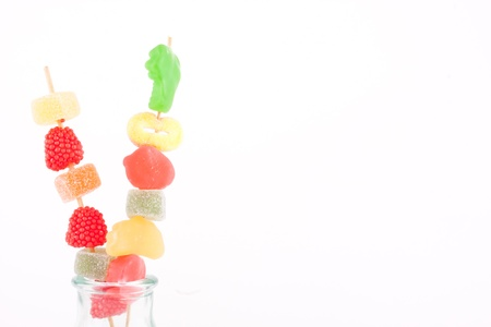 candy skewer photo