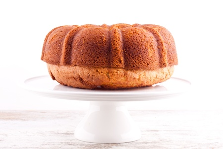 bundt pound cake photo